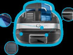 Test et avis : aspirateur robot Rowenta Smart Force Cyclonic Connect
